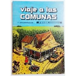VIAJE A LAS COMUNAS (CÓMIC)