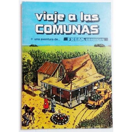 VIAJE A LAS COMUNAS (COMIC)