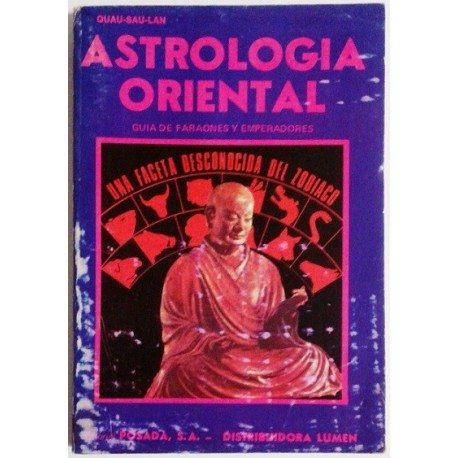 ASTROLOGÍA ORIENTAL