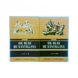 GIL BLAS DE SANTILLANA. 2 TOMOS