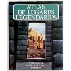 ATLAS DE LUGARES LEGENDARIOS