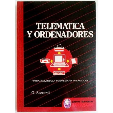 TELEMATICA Y ORDENADORES