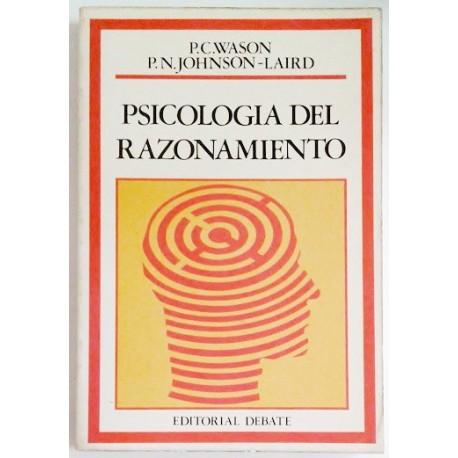 PSICOLOGÍA DEL RAZONAMIENTO