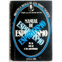 MANUAL DE ESPIRITISMO