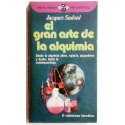 EL GRAN ARTE DE LA ALQUIMIA
