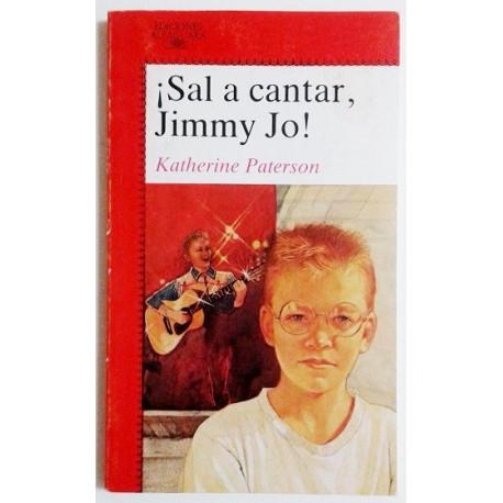 SAL A CANTAR JIMMY JO
