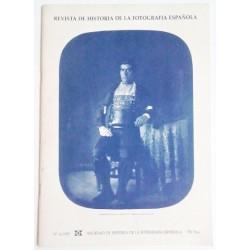 REVISTA DE HISTORIA DE LA FOTOGRAFÍA ESPAÑOLA, 4/1992