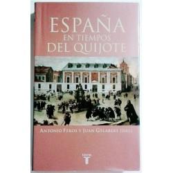 ESPAÑA EN TIEMPOS DEL QUIJOTE
