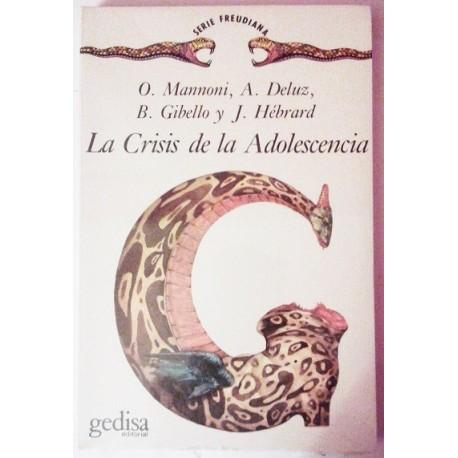 LA CRISIS DE LA ADOLESCENCIA