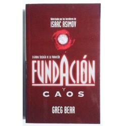 FUNDACIÓN Y CAOS. SEGUNDA TRILOGÍA DE LA FUNDACIÓN