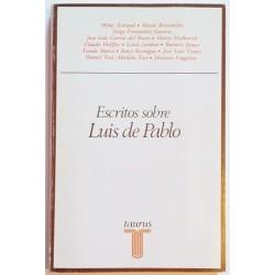 ESCRITOS SOBRE LUIS DE PABLO