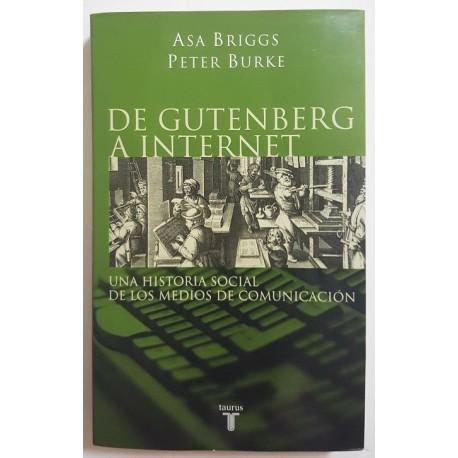 DE GUTENBERG A INTERNET