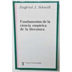FUNDAMENTOS DE LA CIENCIA EMPÍRICA DE LA LITERATURA