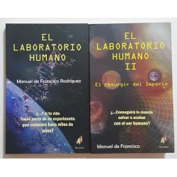 EL LABORATORIO HUMANO. 2 TOMOS