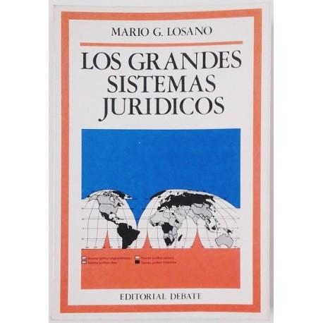 LOS GRANDES SISTEMAS JURIDICOS