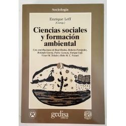 CIENCIAS SOCIALES Y FORMACIÓN AMBIENTAL