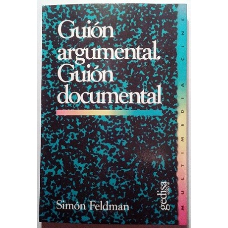 GUION ARGUMENTAL. GUION DOCUMENTAL