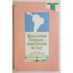 NOVELISTAS HISPANOAMERICANOS DE HOY