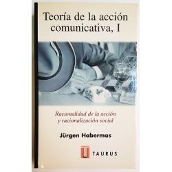 TEORÍA DE LA ACCIÓN COMUNICATIVA 2 TOMOS