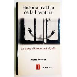 HISTORIA MALDITA DE LA LITERATURA