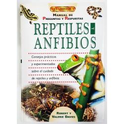 REPTILES Y ANFIBIOS