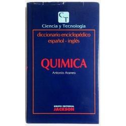 QUIMICA. DICCIONARIO ENCICLOPÉDICO ESPAÑOL-INGLES