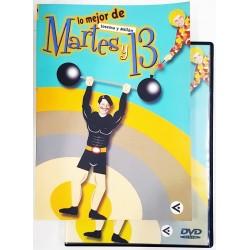 LO MEJOR DE MARTES Y 13. CONTIENE DVD