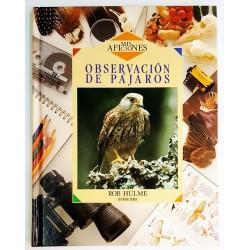 OBSERVACIÓN DE PÁJAROS