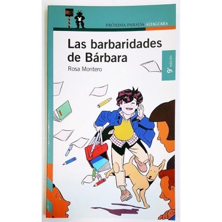 LAS BARBARIDADES DE BÁRBARA