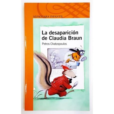 LA DESAPARICIÓN DE CLAUDIA BRAUN