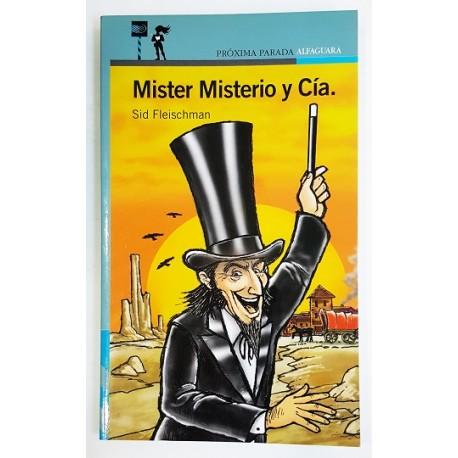 MISTER MISTERIO Y CÍA