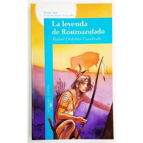 LA LEYENDA DE ROSTROAZULADO