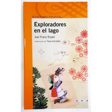 EXPLORADORES EN EL LAGO