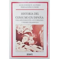 HISTORIA DEL CONSUMO EN ESPAÑA