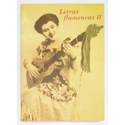 LETRAS FLAMENCAS II