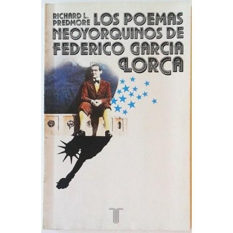 LOS POEMAS NEOYORQUINOS DE FEDERICO GARCIA LORCA