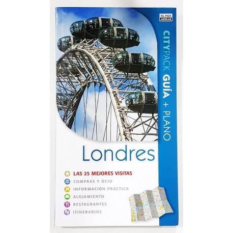 LONDRES GUÍA + PLANO