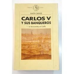 CARLOS V Y SUS BANQUEROS 3 TOMOS