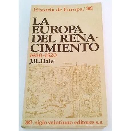 LA EUROPA DEL RENACIMIENTO 1480-1520