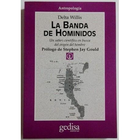 LA BANDA DE HOMINIDOS