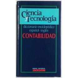 CONTABILIDAD. DICCIONARIO ENCICLOPÉDICO ESPAÑOL-INGLÉS