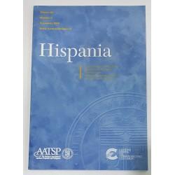 HISPANIA VOLUME 89 NO. 4 AYALA CENTENNIAL SPECIAL