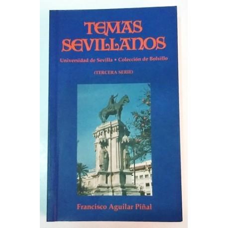 TEMAS SEVILLANOS (TERCERA SERIE)