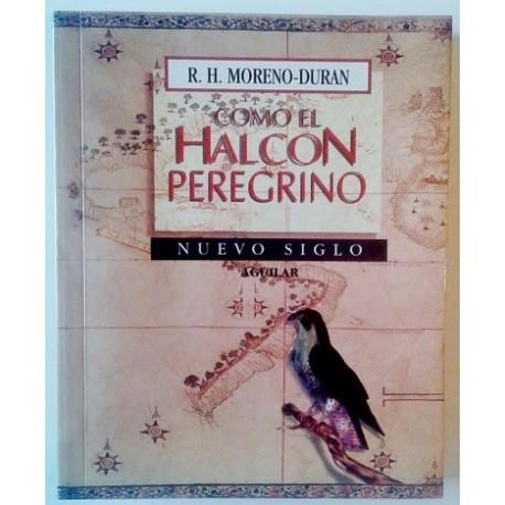 COMO EL HALCON PEREGRINO