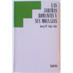 LAS JARCHAS ROMANCES Y SUS MOAXAJAS
