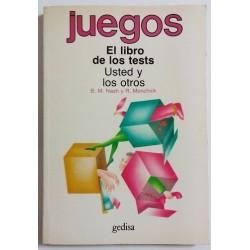 EL LIBRO DE LOS TESTS. USTED Y LOS OTROS
