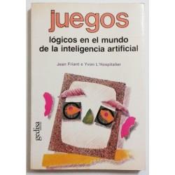 JUEGOS LÓGICOS EN EL MUNDO DE LA INTELIGENCIA ARTIFICIAL