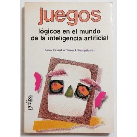 JUEGOS LOGICOS EN EL MUNDO DE LA INTELIGENCIA ARTIFICIAL