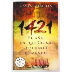 1421 EL AÑO EN QUE CHINA DESCUBRIÓ EL MUNDO