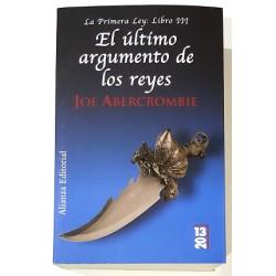 EL ÚLTIMO ARGUMENTO DE LOS REYES. LA PRIMERA LEY: LIBRO III